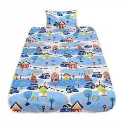 Комплект от спално бельо за бебе Down Town