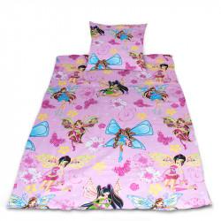 Комплект от спално бельо за бебе Феи