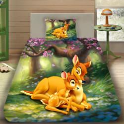 3D луксозен детски спален комплект Bambi 2