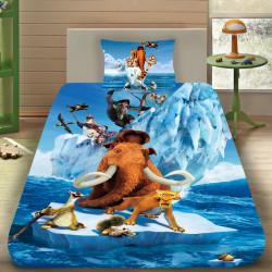 3D луксозен детски спален комлект ЛЕДЕНА ЕПОХА