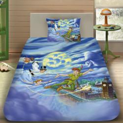 3D луксозен детски спален комплект Peter Pan