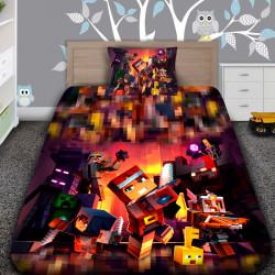 3D луксозен спален комплект 5234