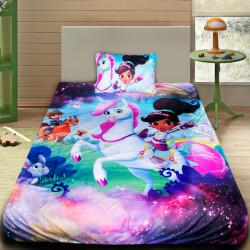 3D луксозен детски спален комплект Pony 3