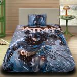 3D луксозен детски спален комплект Batman