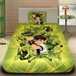 3D луксозен детски спален комплект Ben Ten