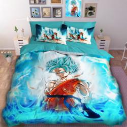 3D детски спален комлект Naruto