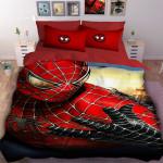 3D детски спален комлект Човекът Паяк