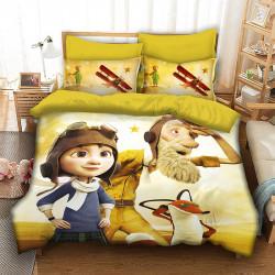 3D детски спален комлект Малкият Принц