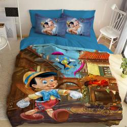3D детски спален комлект Pinocchio