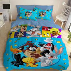 3D детски спален комлект Анимационни герой
