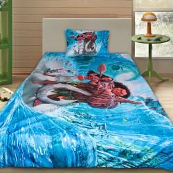 3D луксозен детски спален комплект Moana