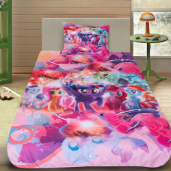 3D луксозен детски спален комплект My Little Pony