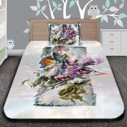 3D луксозен детски спален комплект