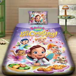 3D луксозен детски спален комплект COOKING