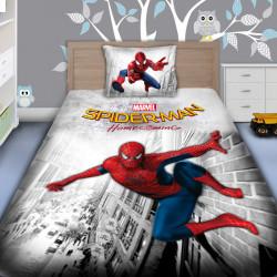 3D луксозен детски спален комплект Spaider