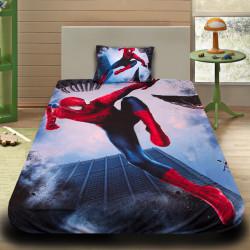 3D луксозен детски спален комплект Spider Man