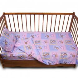 Комплект от спално бельо за бебе