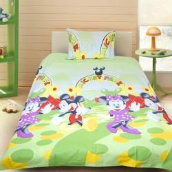 Комплект от детско луксозно спално бельо Minnie Mouse