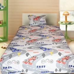 Комплект от детско луксозно спално бельо за момче Formula1