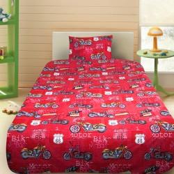 Комплект от детско луксозно спално бельо Мотор US66