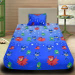 Комплект от детско луксозно спално бельо PJ MASKS