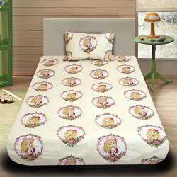 Комплект от детско луксозно спално бельо Purplle
