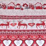 Комплект от детско луксозно спално бельо с Коледни мотиви