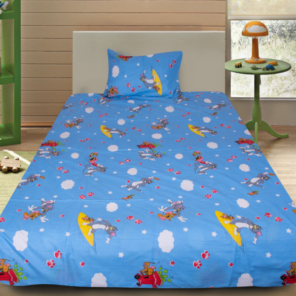 Детски спален комплект Tom & Jerry Kids