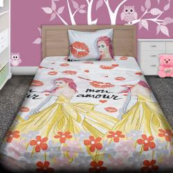 Комплект от детско луксозно спално бельo AMOUR