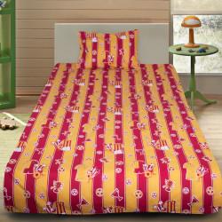 Комплект от детско луксозно спално бельо за момче Champion