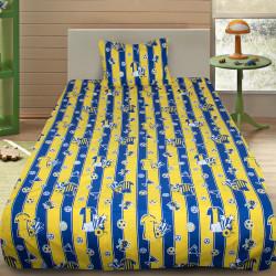 Комплект от детско луксозно спално бельо Champion