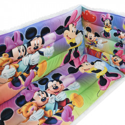3D луксозен обиколник за кошара Mickey Mouse