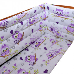 Обиколници за бебешка кошара Owls
