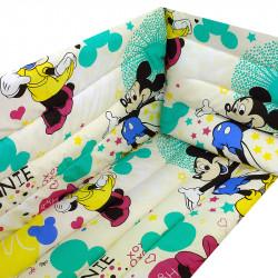 Обиколници за бебешка кошара Mickey Mouse