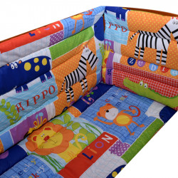 Обиколници за бебешка кошара ZOO