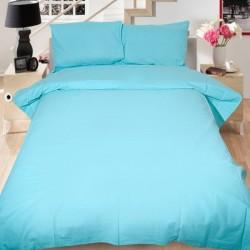 Комплект от луксозно спално бельо Blue