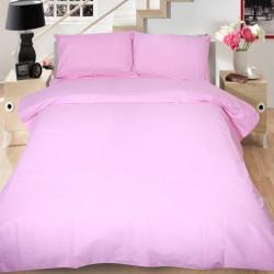 Комплект от луксозно спално бельо Pink