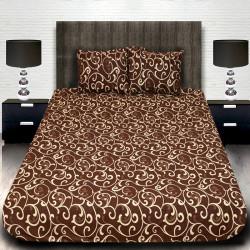 Комплект от луксозно спално бельо Carla с 2 плика