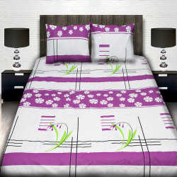 Комплект от луксозно спално бельо Kalina
