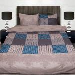Комплект от луксозно спално бельо Segments