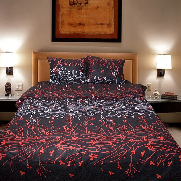 Комплект от луксозно спално бельо Kornik