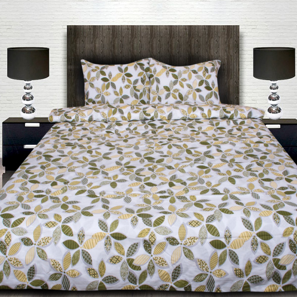 Комплект от луксозно спално бельо Greenpark