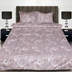 Комплект от луксозно спално бельо с голяма щампа на Гардения
