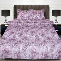 Комплект от луксозно спално бельо с голяма щампа на Sissam