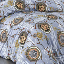 Българско спално бельо от Ранфорс Версан