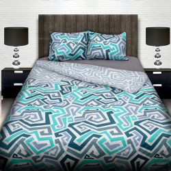 Комплект от луксозно спално бельо ЗАИГ