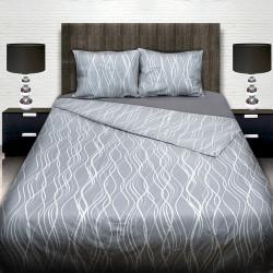 Луксозно спално бельо ранфорс Singal