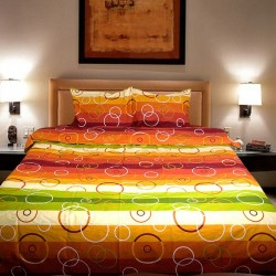 Комплект от луксозно спално бельо Rings