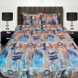 Комплект от луксозно спално бельо Harmony
