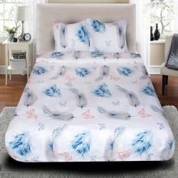 Комплект от луксозно спално бельо Pure Quadrats